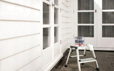 Begin maar vast met het afstoffen van je deuren en ramen, want het voorjaar is begonnen!