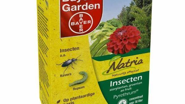 Natria pyrethrum vloeibaar insecten