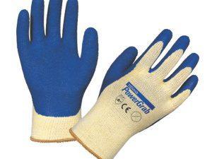 Handschoen Keron *Powergrab* blauw -10(X