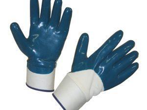 Handschoen blauw NBR