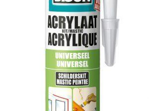 BS acrylaatkit wit 310 ml
