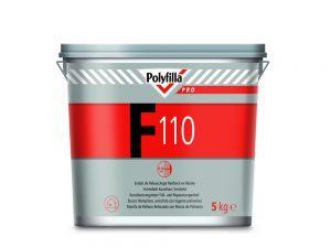 Polyfilla Pro F110 5kg. Vulmiddel kunsth