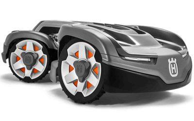 NIEUW! HUSQVARNA AUTOMOWER® 435X AWD