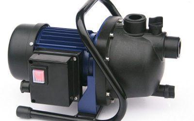 Waterpomp set POMP + AANZUIGSLANG