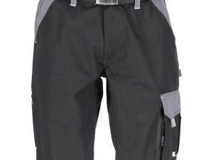 Korte broek zwart-grijs XL