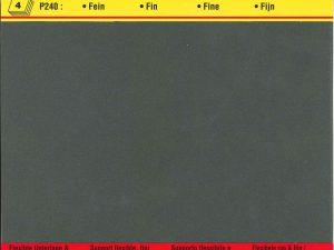 3M  9087 schuurpap watervast zw p 240p v