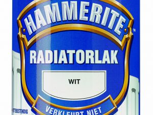 HT RADIATORLAK WIT 250ML
