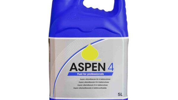 Aspen 4T 5 ltr blauwe can