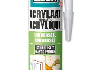 BS acrylaatkit bruin 310 ml