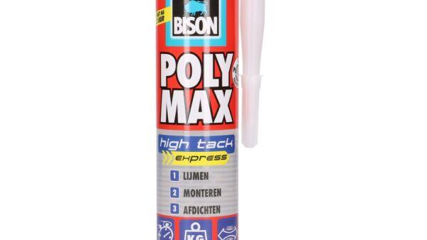 Bison poly max high tack express