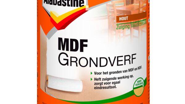 AL grondverf 2 in 1 MDF 1 LTR