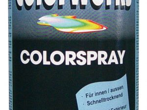 COLORWORKS BLACK RAL 9005
