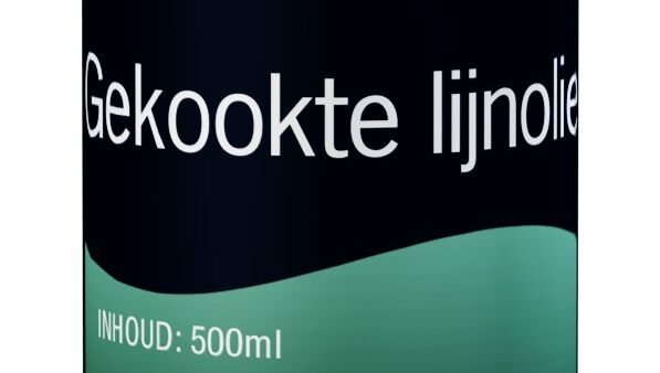 Gekookte lijn olie500ml 1302021