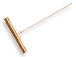 Zaalveger Cocos 100cm VERO met steel IKA