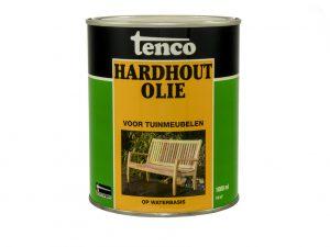 TO hardhoutolie (acryl) 1 lt