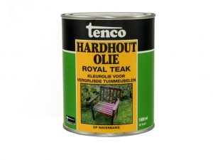 TO hardhoutolie royal teak 1 l