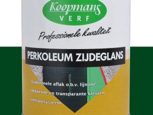 Perkoleum Zijdeglans 206 donkergroen 750