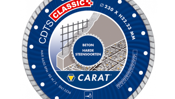 Carat diamantzaag beton 180x22