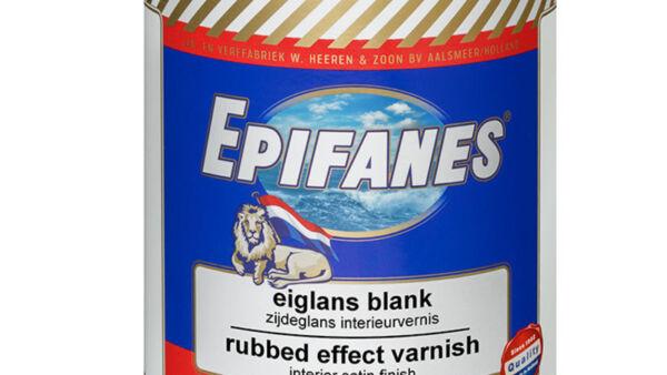 Epifanes Bootlak eiglans blank 500ml