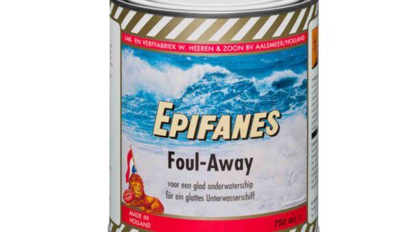 EPIFANES FOUL-AWAY ZWART 750 ML.