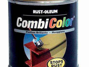 Combicolor Hoogglans 7314 goud 250 ml.