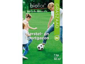 Bioflor herstel en sport gazon 250 gr