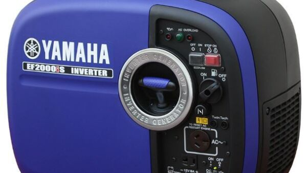 YAMAHA GENERATOR EF2000IS