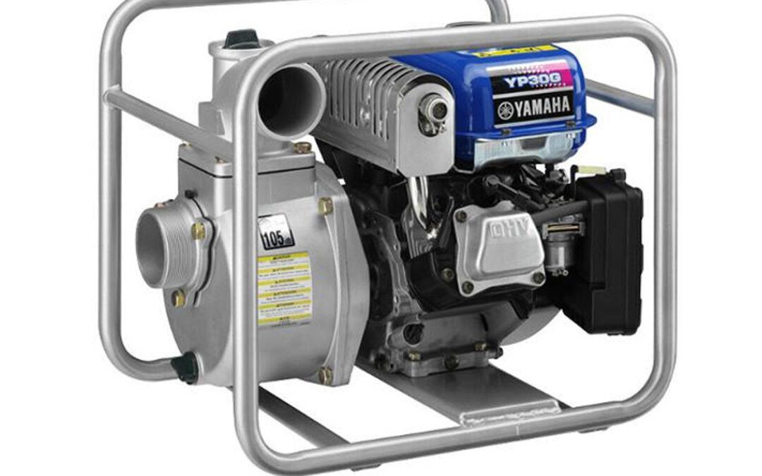 Yamaha waterpomp NIEUWJAARSACTIE