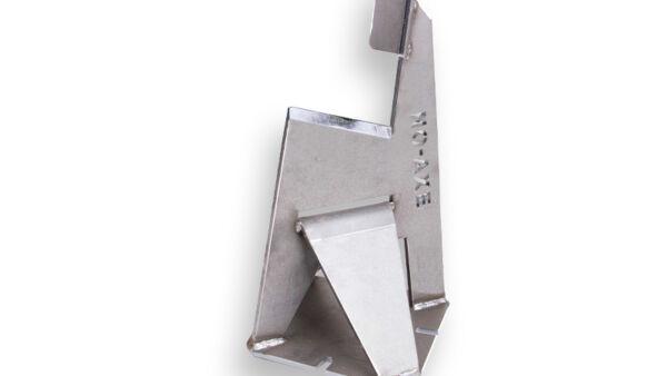 Houtsplijter NO-AXE blank ztaal tot 20cm