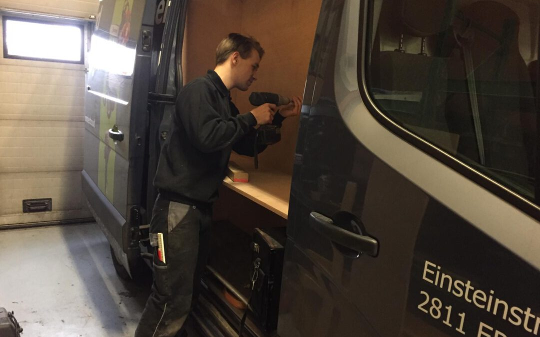 Bus inrichting