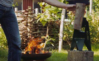 Nox axe houtsplijter