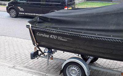 Winterbeurt voor uw boot