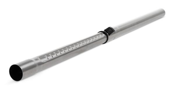 Zuigmond telescopische steel stainless s
