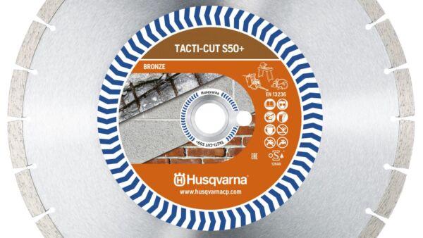 ZAAGBLAD TACTI CUT S50+300 13 25.4/20
