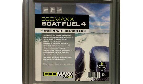 Ecomaxx Boat Fuel 4 10LTR